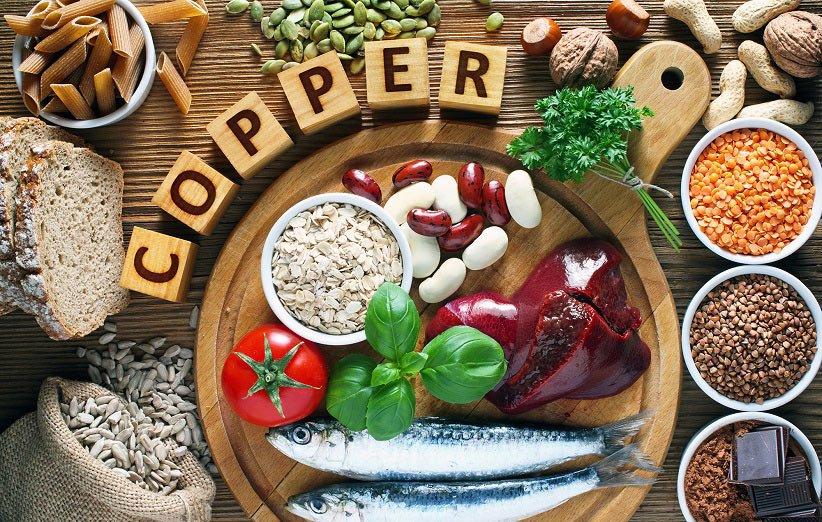 مس و سلامتی؛ خواص، علائم کمبود و بهترین منابع غذایی