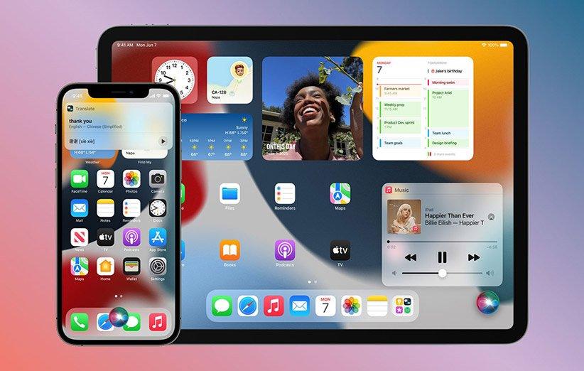 چگونه بتای عمومی iOS 15 و iPadOS 15 را نصب کنیم؟